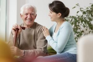 Verhinderungspflege zu Hause