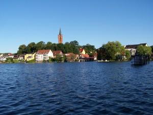 Paddeln & Radeln an den Mecklenburgischen Seen