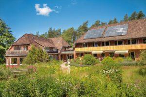 Yoga und Wandern – Lüneburger Heide