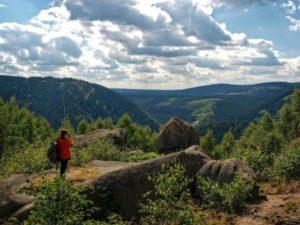 Naturkundliche Wanderreise in den Nationalpark Harz, speziell für Alleinreisende