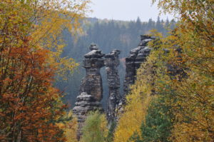 Wandern im Elbsandsteingebirge für Alleinreisende