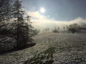 Winter in der Rhön für Alleinreisende