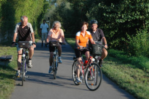Fahrrad Mosel