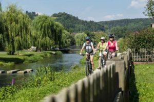 Radeln, Wandern & Paddeln im Altmühltal für Alleinreisende