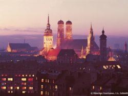 Silvester in München 2